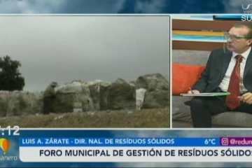 FORO MUNICIPAL DE GESTIÓN DE RESIDUOS SOLIDOS