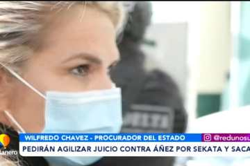 PEDIRÁN AGILIZAR JUICIO CONTRA ÁÑEZ POR SENKATA Y SACABA
