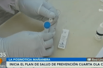 INICIA EL PLAN DE SALUD DE PREVENCIÓN, CUARTA OLA COVID