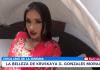 CHICA UNO DE LA SEMANA: KRUSKAYA G. GONZALES MORALES