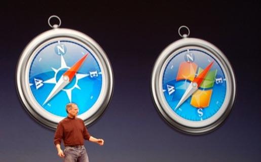 Resultado de imagen para Safari para Windows