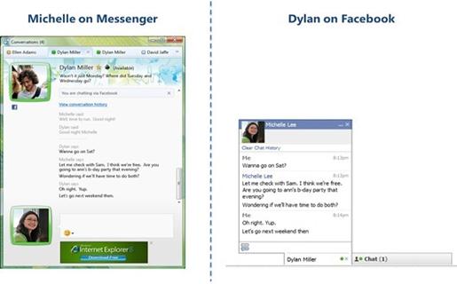 Chat de Facebook disponible para todos los usuarios de Messenger