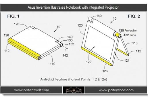 La nueva notebook de Asus podría abrir un nuevo abanico de posibilidades en su rubro.
