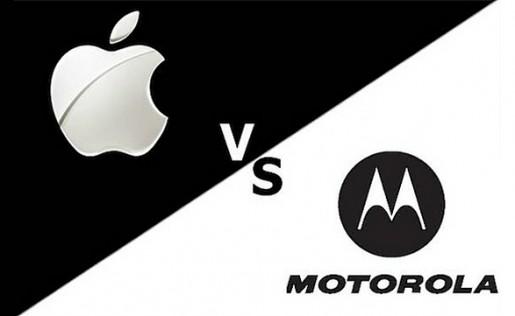 Se pone fin a una de la guerra de patentes entre Apple y Motorola