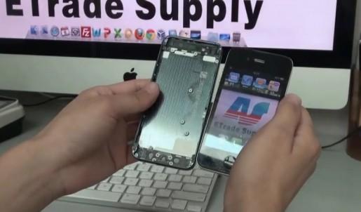 Un nuevo video adelanta posibles nuevos detalles del iPhone 5