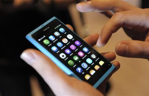 2012, con menos ventas de smartphones a nivel mundial