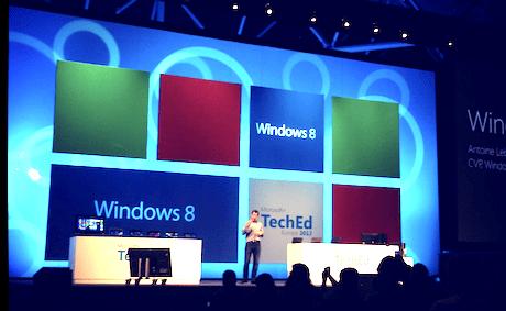 Windows 8 estaría disponible en RTM para finales de julio, y en versión final para octubre