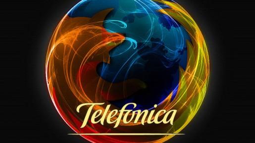 Telefónica dice que su SO móvil desarrollado con Mozilla ofrecerá mejor experiencia que Android.