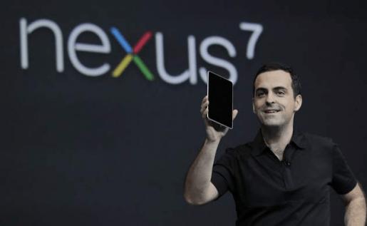 El flamante Nexus 7 utilizaría tecnología que es propiedad de la finlandesa Nokia