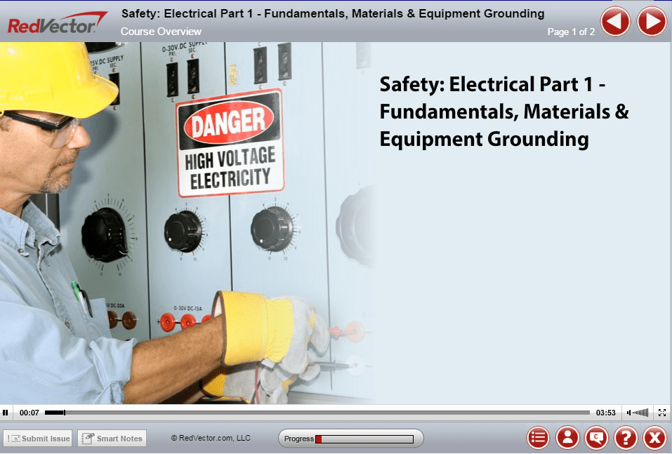 Safety Electrical Part 1 Fundamentals Materials