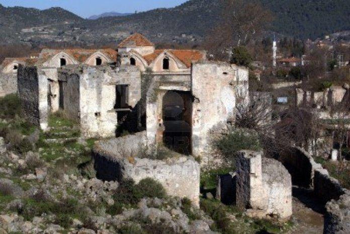 4316209-ruins-of-old-church-in-village-kayakoy-near-fethie-turkey