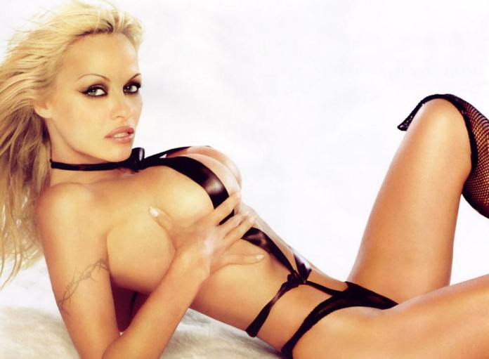 Pamela-Anderson-Naked-Leather1