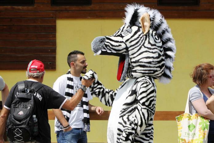 Juventus - Ritiro estivo