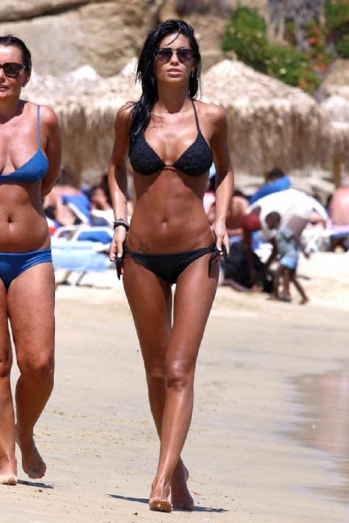 Federica Nargi hot bikini 13