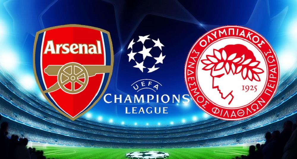 Άρσεναλ - Ολυμπιακός 0-1 Arsenal-v-Olympiakos-CL