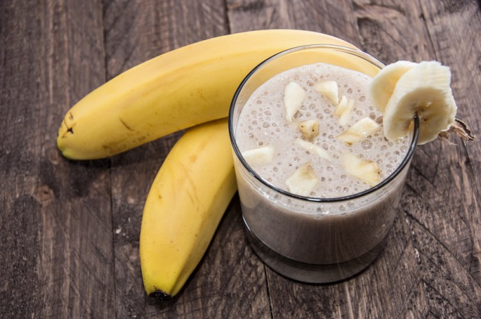 bigstock Banana Smoothie 57651506
