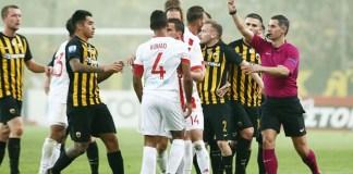 ΑΕΚ-Ολυμπιακός: 3-2