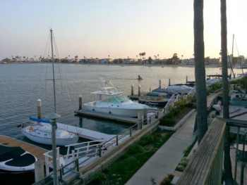 Naples Homes with Boat Slips - Long Beach CA
