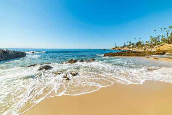 Laguna Beach Homes White Water Views