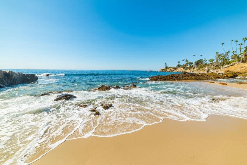 Laguna Beach Homes White Water Views