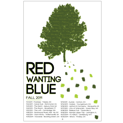 Red Wanting Blue November_2011