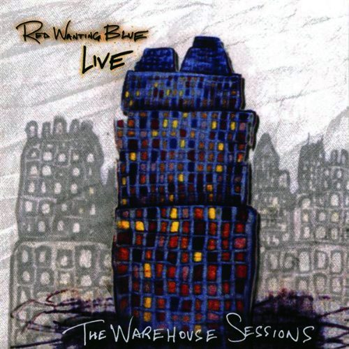 Red Wanting Blue Warehouse Sessions CD/DVD