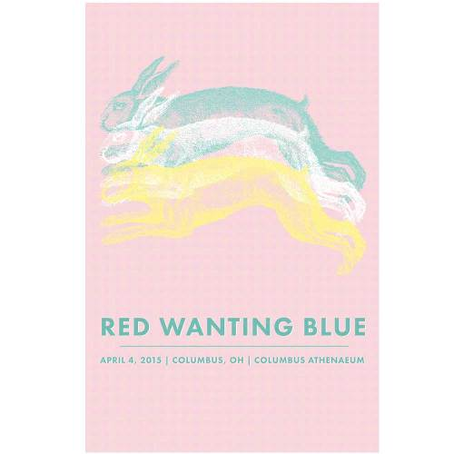 Red Wanting Blue Columbus 2015