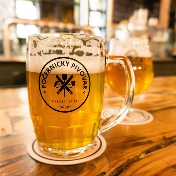 The Best Beer Bar in Prague – PočernickÝ Brewery