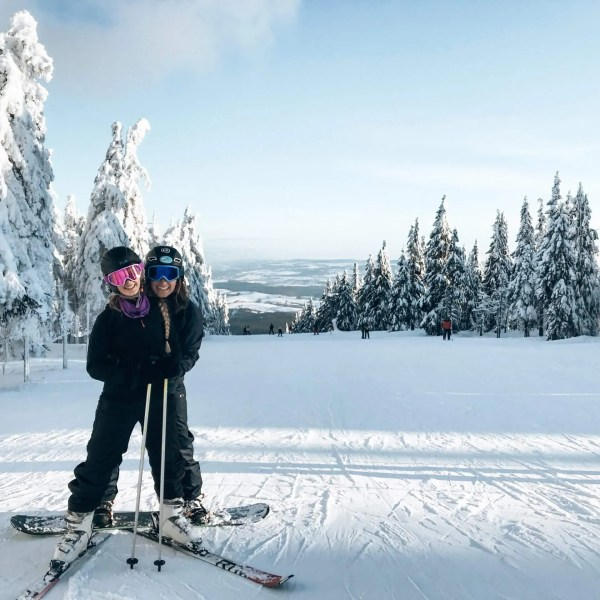 Skiing in Czech Republic – Janské Láznê