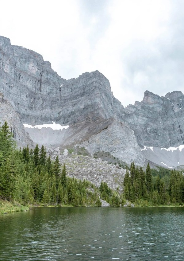 Tombstone Campground Hike – Stunning Alpine Lake in Kananaskis