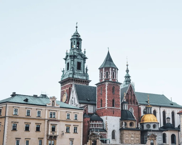 Stunning photo of Krakow!