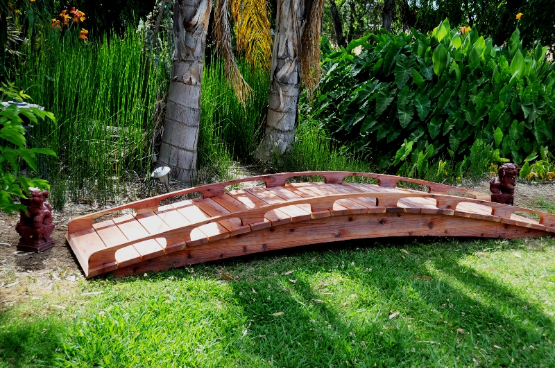 Simple Japanese Garden Bridges For Sale Part 69