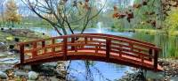Redwood Garden Bridges