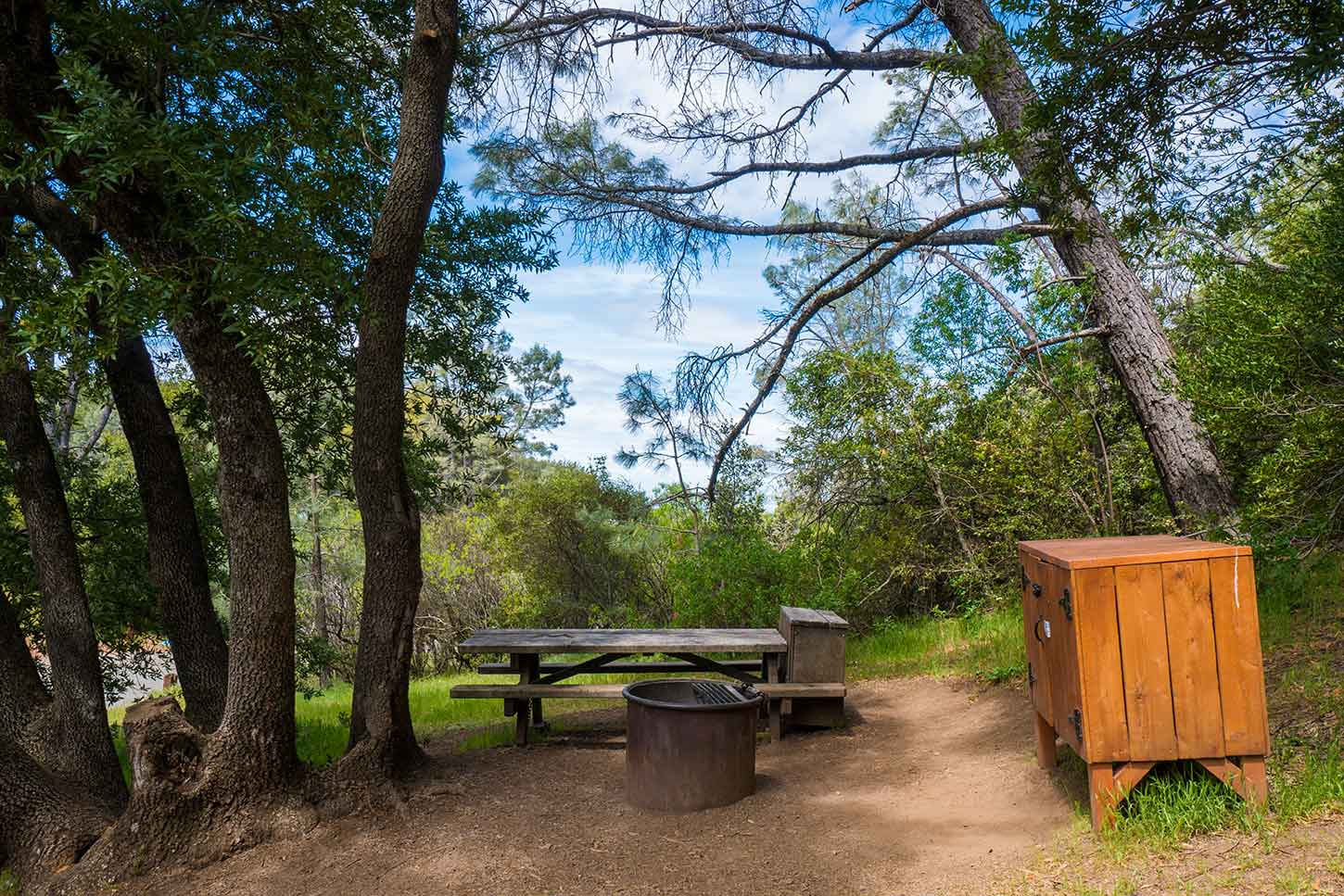 For information regarding reservations, contact this campground directly. Juniper Campground