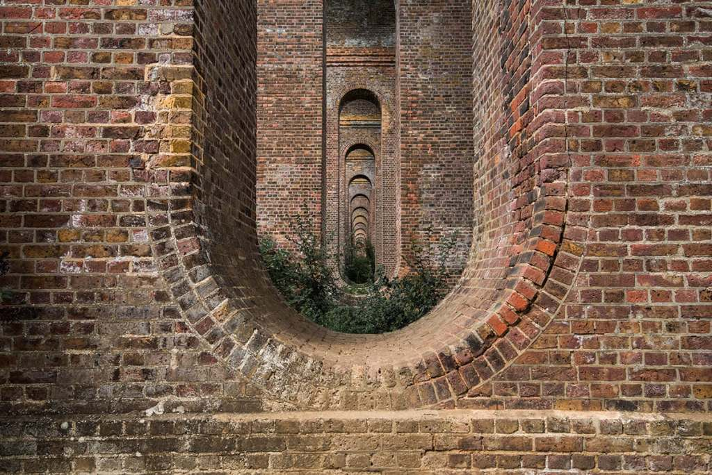 Viaduct, Suffolk photography