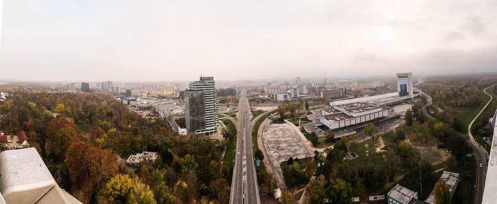 Bratislava City Break, UFO Tower bridge