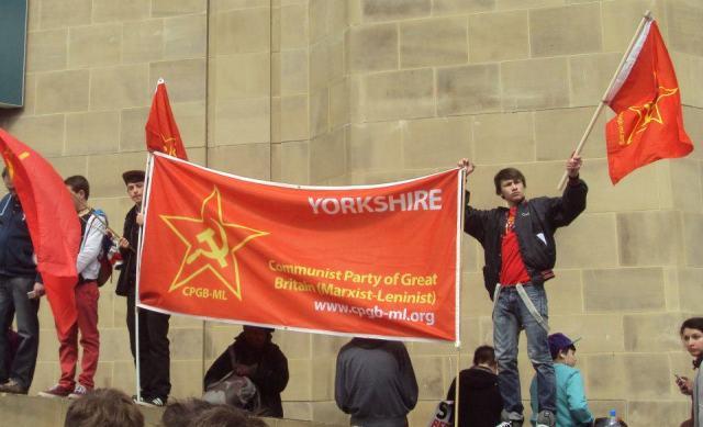 Bedroom Tax demo in Leeds