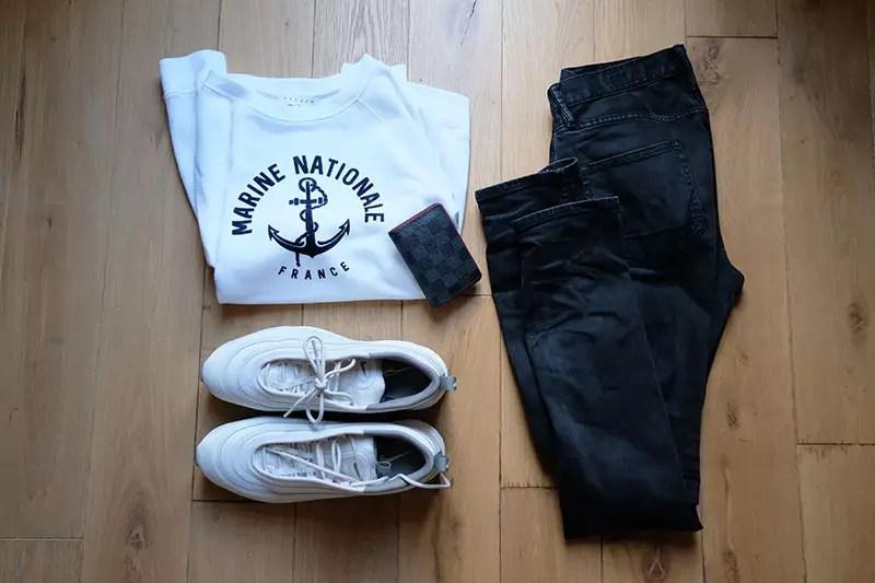 Idée de look Nike Air Max 97 Homme