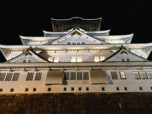 大阪城お花見04