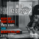 Heavy Day Weighted Pull Up Front Squat