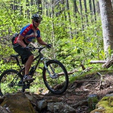 Mountain Biking at Reeb Ranch 2