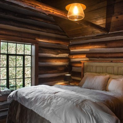Reeb Ranch Cabin - Bedroom