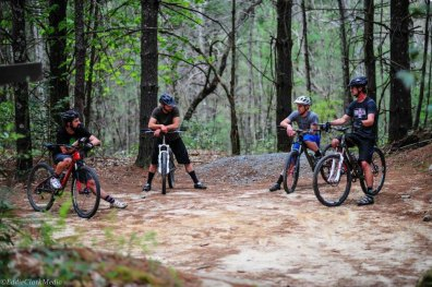 Reeb Ranch Mountain Biking
