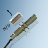 Activation Distances for MS-225 Cylindrical Sensor