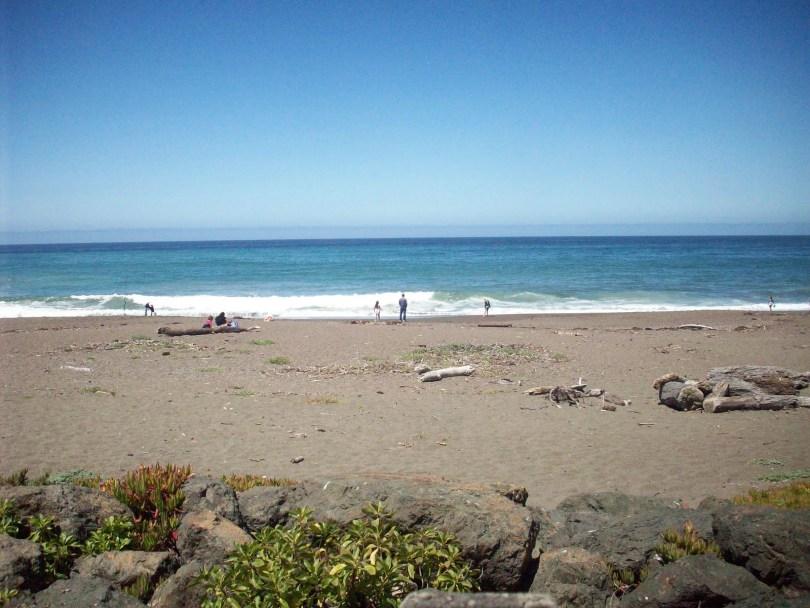 Beach at Shamel Park