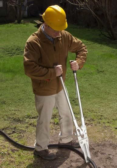 Standing ShutOff Tool  Reed Manufacturing