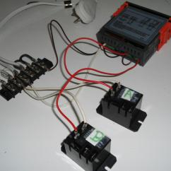 Stc 1000 Temperature Controller Wiring Ge Electric Stove Diagram An Heat And Cool Thermostat Step By