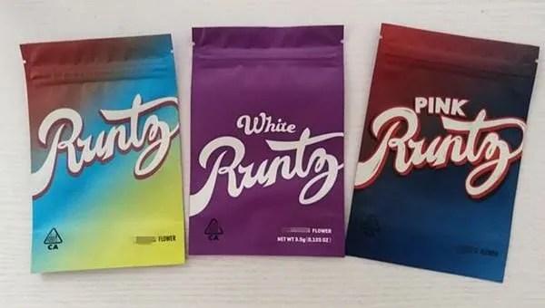 Cannabis Runtz Bags