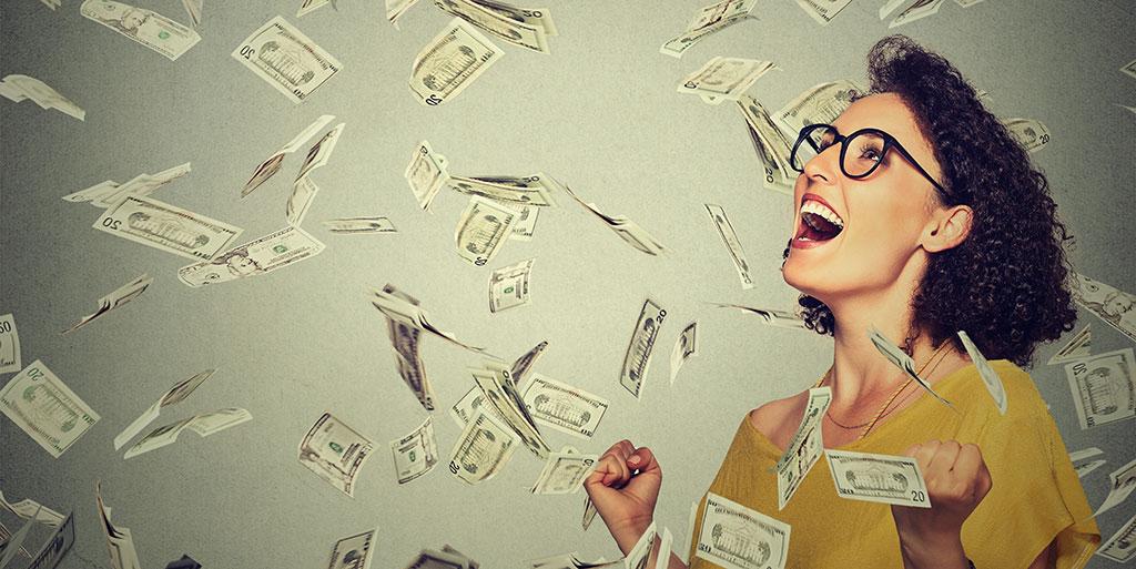 Más felicidad, ¿ dinero o sexo?