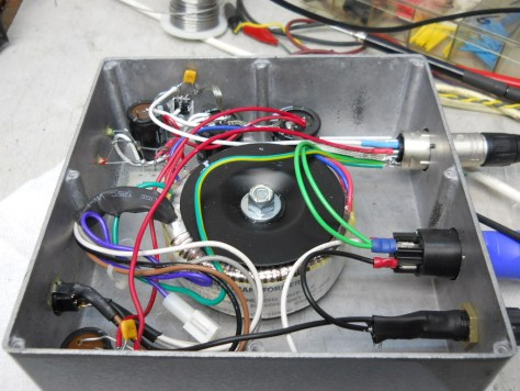 PS Audio Phono Preamplifier top open view 3